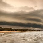 Afternoon Storm Panoramic by Ben Messina