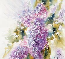 Lilacs by LuciaM