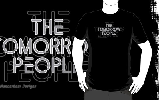 The Tomorrow People by mancerbear