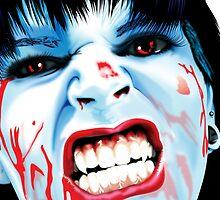 Feasting Vampire by Brian Gibbs