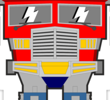 Optimus Droid Sticker
