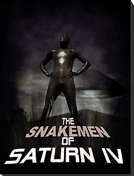 The Snakemen of Saturn IV by mdkgraphics