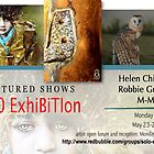 Robbie Graham, M-Mission, Helen Chierego, Solo Exhibition Group banner by solo-exhibition
