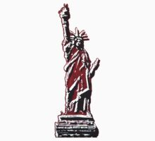 Libertas (Statue of Liberty) by Bela-Manson