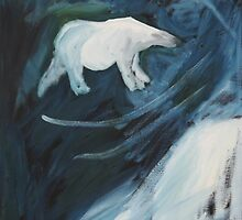 Artic Night by Rebecca Lee Means