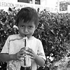 Puerto Morelos Boy by Trovarsi