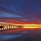 Break of Day - Wellington Point Qld by Beth  Wode