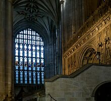 Canterbury Cathedral II by TheWalkerTouch