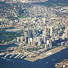 Sydney CBD by TonyCrehan