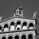 San Michele di Lucca - High contrast (click please!) by bubblehex08
