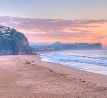 Pastels @ Dawn - Warriewood & Mona Vale Beaches,Sydney - The HDR Experience by Philip Johnson