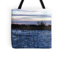 Buckhorn Pond Before Dawn Tote Bag