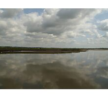 Perfect Reflection Photographic Print