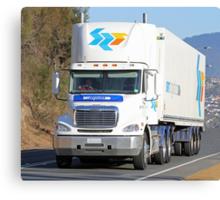 SRT Logistics - Freightliner Canvas Print