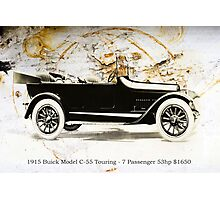 1915 Buick Photographic Print