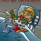 When tooth fairies go bad.. by NHR CARTOONS .