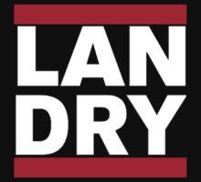 LANDRY (Run Dmc font) by Cynthia Butare