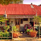 Bridgetown Pottery, Bridgetown, WA by Elaine Teague