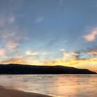 Patonga Dawn II - A Panorama by Jason Ruth