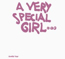 A Very Special Girl by GraffitiTots