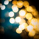 Christmas Bokeh by villich