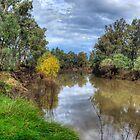Goulburn River by Leigh Monk