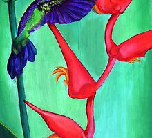 Hummingbird by Kathleen Kelly-Thompson