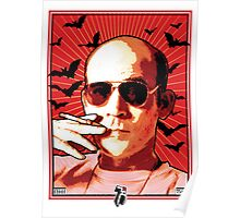 FH01 - Hunter S Thompson Poster