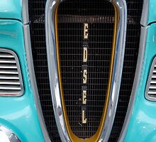 Edsel Grille by Laurie Perry