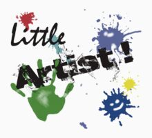 Little Artist (for Kids) by Bela-Manson