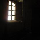 """""""Spanish Mission * Chapel Window"""" by waddleudo"""
