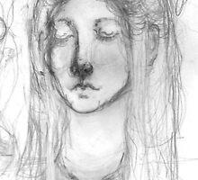 Hinawa Sketch by LadyBolet