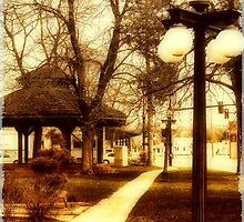 Depot Park (Historic District, Downtown Kalispell) by rocamiadesign