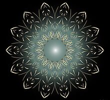 Mandala No. 64 by AlanBennington