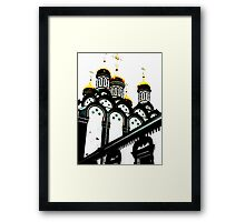 Moscow 3 Framed Print