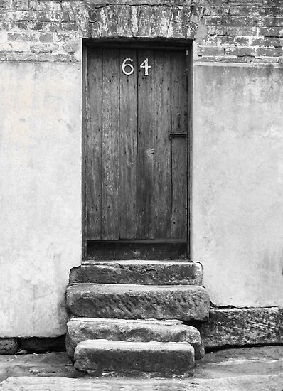 Steps to a Door by Michael Vickery