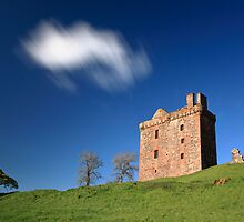 Balvaird Castle by Photo Scotland