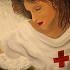 """Angel of the Battlefield"" by Alexander Beedy"