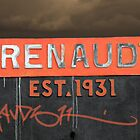 Renauds 1931 - 2011 by Ryan-Byrne-Art