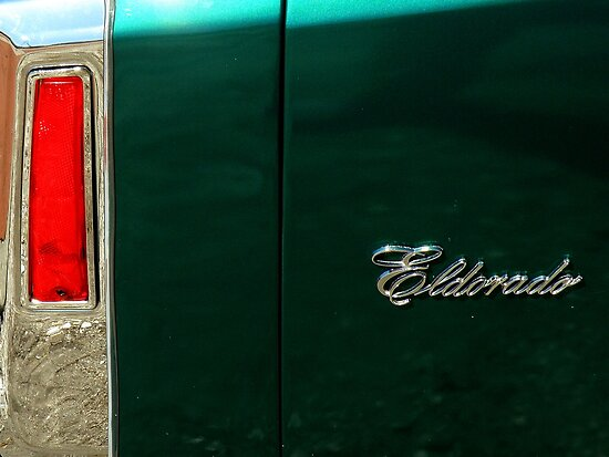 Cadillac Eldorado 1976 ~ Part One by artisandelimage
