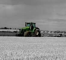Working the Fields by Sarah Couzens