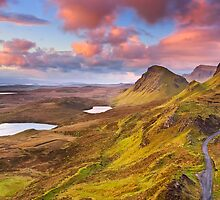 Quiraing View by Michael Breitung