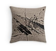"""Truckart"" Throw Pillow"