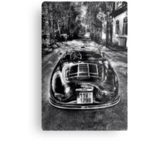 Porsche Speedster 1955 Metal Print