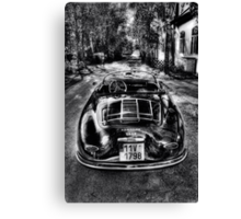 Porsche Speedster 1955 Canvas Print