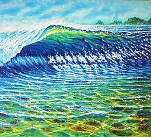 Dolphin Surf by jyruff