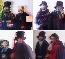 Characters from the Colonies by Marilyn Harris