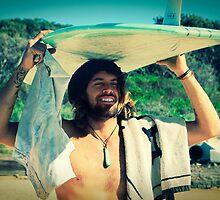 Surfer #1 by Lauren Tober