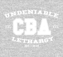 CBA-University (for dark shirts) by cubik