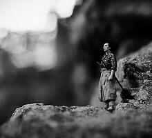 Kyuzo by Daniel Panea de la Poza
